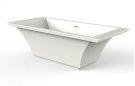 Finezza Bathtub in Sleek-Stone® Product Image