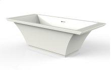 Finezza Bathtub in Sleek-Stone®