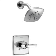 Chrome Monitor ® 14 Series Shower Trim