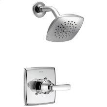 Chrome Monitor ® 14 Series Shower Trim