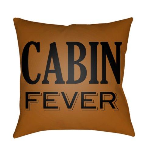 "Lodge Cabin LGCB-2034 18"" x 18"""