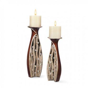Velma Candle Holder Set (4/box)