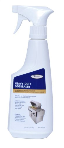 Heavy Duty Degreaser - 16 oz.