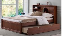 Newport as Complete Bed With Trundle