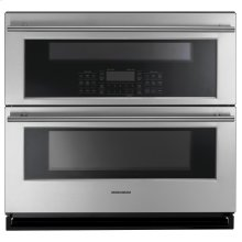 "Monogram 30"" Built-In Single/Double Convection Wall Oven"