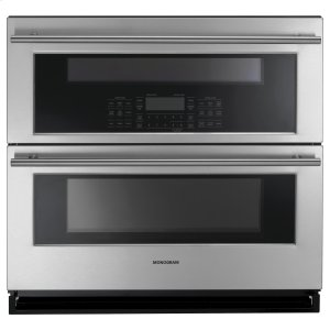 "MonogramMONOGRAMMonogram 30"" Built-In Single/Double Convection Wall Oven"