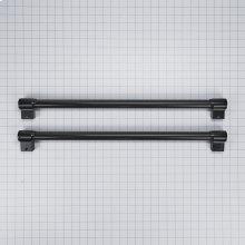 Handle Kit - Black, BM Flat Door