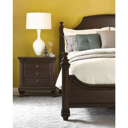 New Charleston Poster Bed