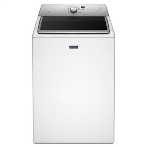 Maytag® Extra-Large Capacity Washer with PowerWash® System- 5.3 Cu. Ft. - White -