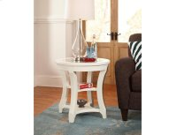 Round End Table-kd Product Image