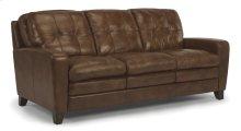 South Street Leather Sofa