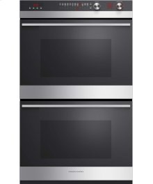 "Double Built-in Oven 30"", 4.1 + 4.1 cu ft, 11 Functions"