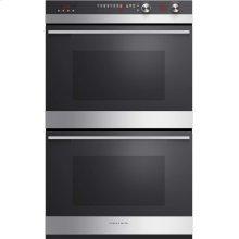 "Double Built-in Oven 30"", 4.1 + 4.1 cu ft, 11 Functions"