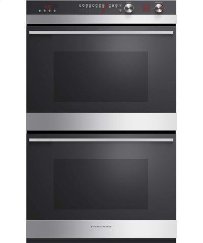 "Double Built-in Oven 30"", 4.1 + 4.1 cu ft, 11 Functions Product Image"