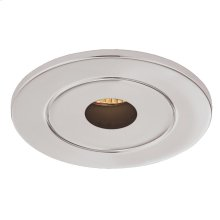 TRIM,3 1/4 INCH PIN HOLE - Satin Nickel