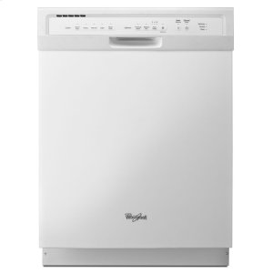 ENERGY STAR® Certified Dishwasher with Cycle Memory - WHITE