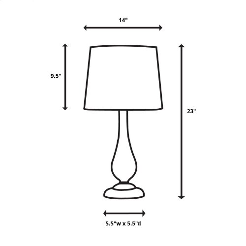 Chasida Table Lamp