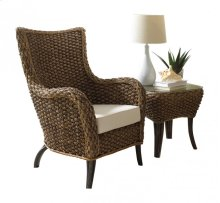 Sanibel 2 PC Lounge chair Set with cushions
