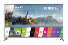 Edge-lit Smart IPTV with Ultra HD and Integrated b-LAN