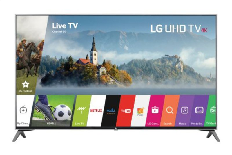 75UV770H in by LG in Scottsdale, AZ - Edge-lit Smart IPTV with Ultra