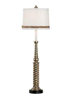 Swannanoa Lamp - Silver