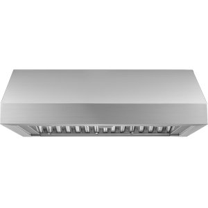 "DacorHeritage 36"" Pro Wall Hood, 18"" High, Silver Stainless Steel"