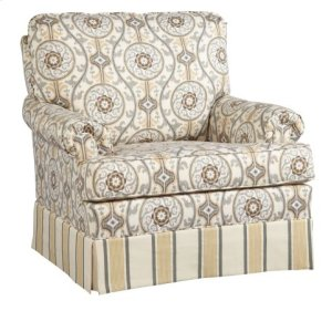 Abby Swivel Rocker