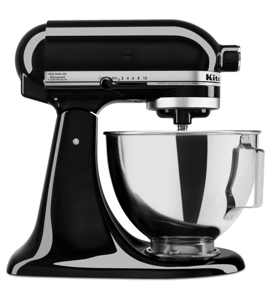 Hidden · Additional 4.5 Quart Tilt Head Stand Mixer   Silver Metallic  Hidden. KitchenAid Logo