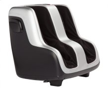 Reflex4 Foot and Calf Massager - Targeted Relief - BlackandSilver