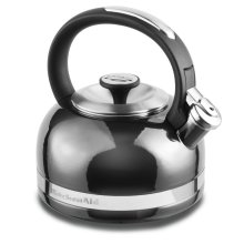 2.0-Quart Kettle with Full Handle and Trim Band - Pyrite