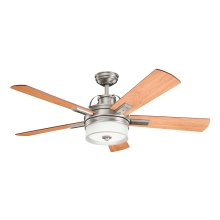 Lacey II Collection 52 Inch Lacey II LED Fan AP
