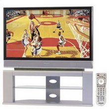 """52"""" Class (51.6"""" Diagonal) LCD Projection HDTV"""