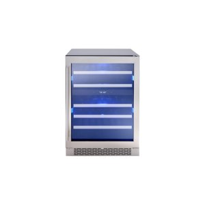 "Zephyr24"" Dual Zone Wine Cooler"