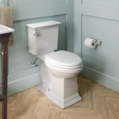 Town Square S Right Height Elongated Toilet  American Standard - White