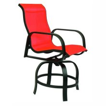 9923 Swivel Balcony Barstool