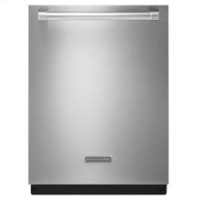 24'' 6-Cycle/6-Option Dishwasher, Pro Line® Series - Stainless Steel