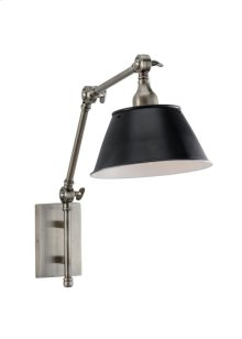 Franklin Arm Sconce - Nickel