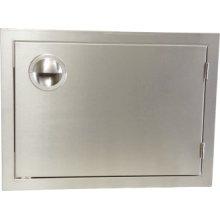 """Single Door 24"""" Horizontal"""