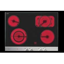 CK 270: 27-inch electric cooktop