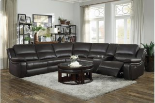 POWER Left Side Reclining Chair