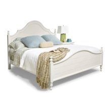 Cottage Grove Poster Bed 5/0 Queen