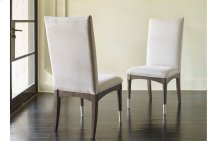 Soho by Rachael Ray Upholstered Back Side Chair