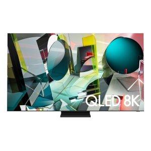 "Samsung65"" Class Q900TS QLED 8K UHD HDR Smart TV (2020)"