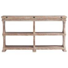 Juniper Dell Flip Top Table - English Clay