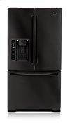 3-Door French Door Refrigerator with Ice and Water Dispenser (25 cu.ft.)