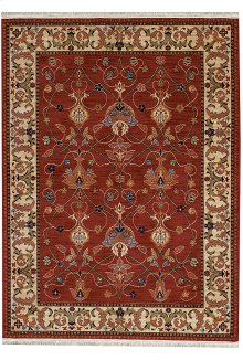 William Morris Red Rectangle 9ft 2in x 13ft