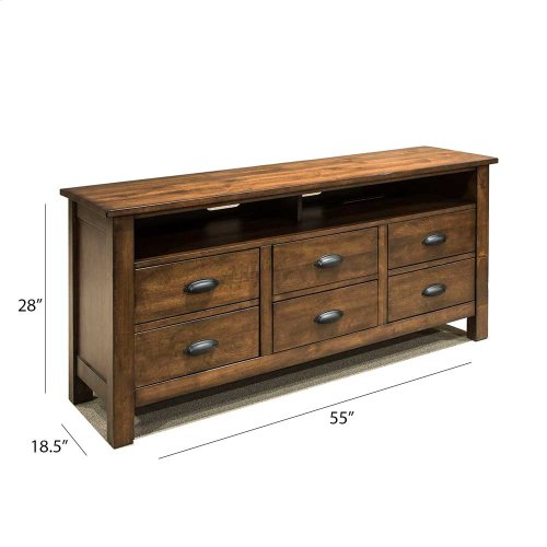 """Living - Room District Console 55"""""""