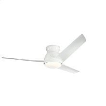 Eris Ceiling Fan Collection 60 Inch Eris Ceiling Fan LED WHT