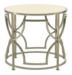 Haven Drum Table in Haven Cameo (346)