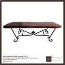 Rectangular Dining Iron Table Product Image